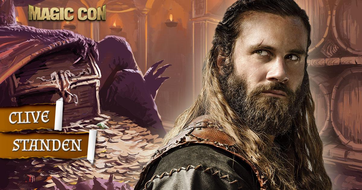 MagicCon 4 | Stargast | Clive Standen