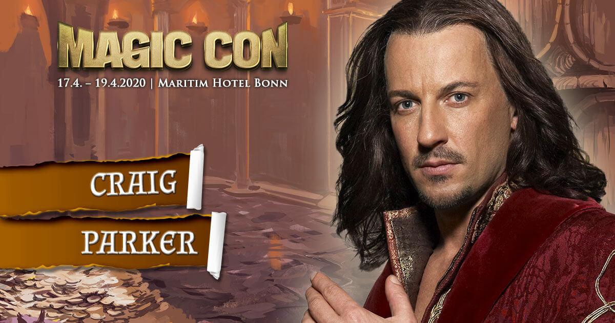 MagicCon 4 | Stargast | Craig Parker