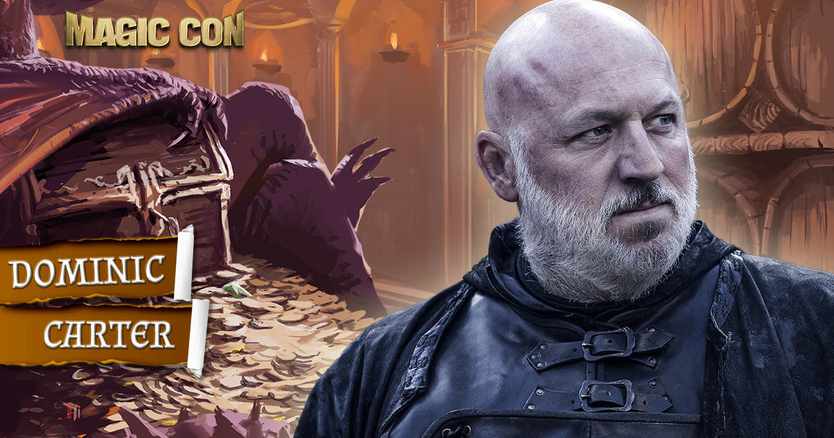 MagicCon 4 | Stargast | Dominic Carter