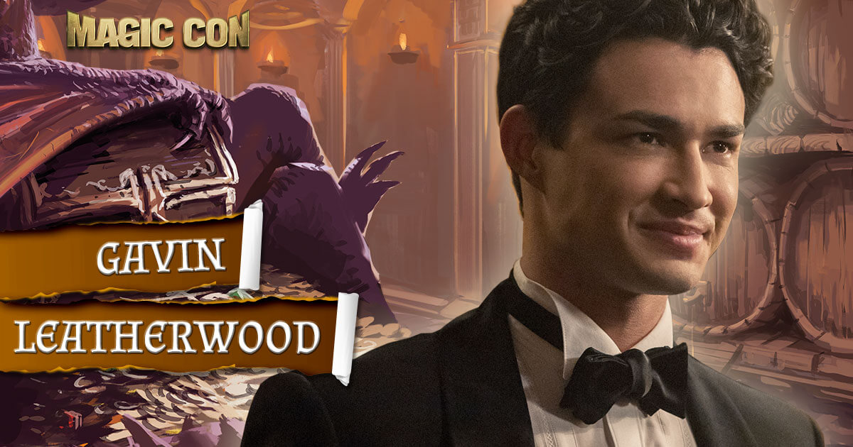 MagicCon 4 | Stargast | Gavin Leatherwood