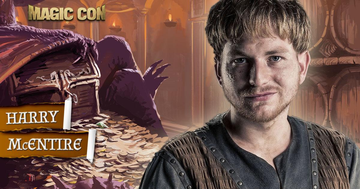 MagicCon 4 | Stargast | Harry McEntire