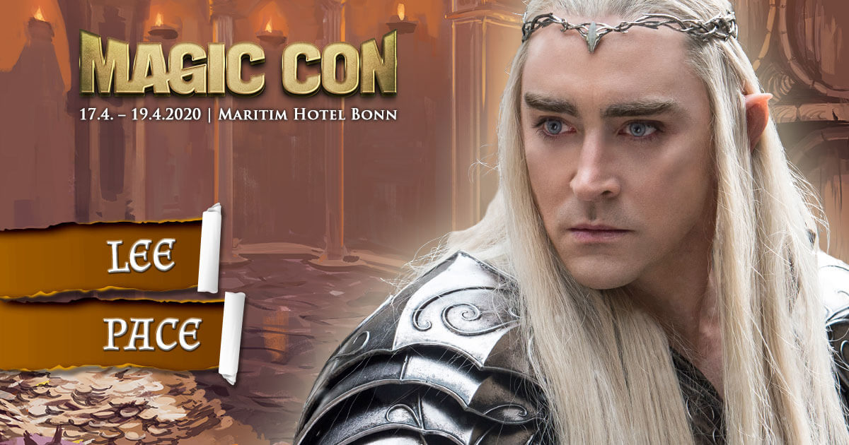 MagicCon 4 | Stargast | Lee Pace