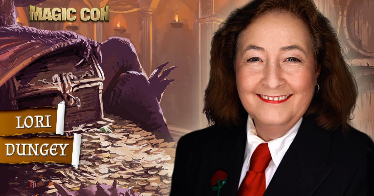 MagicCon 4 | Stargast | Lori Dungey
