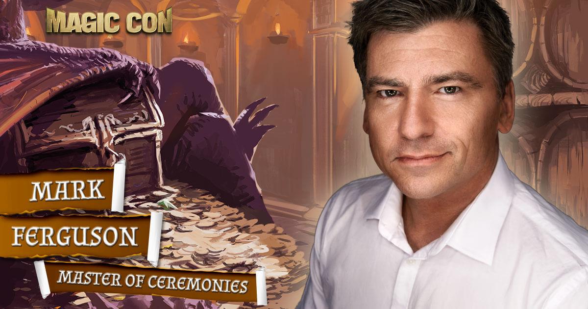 MagicCon 4 | Stargast | Mark Ferguson - Master of Ceremonies
