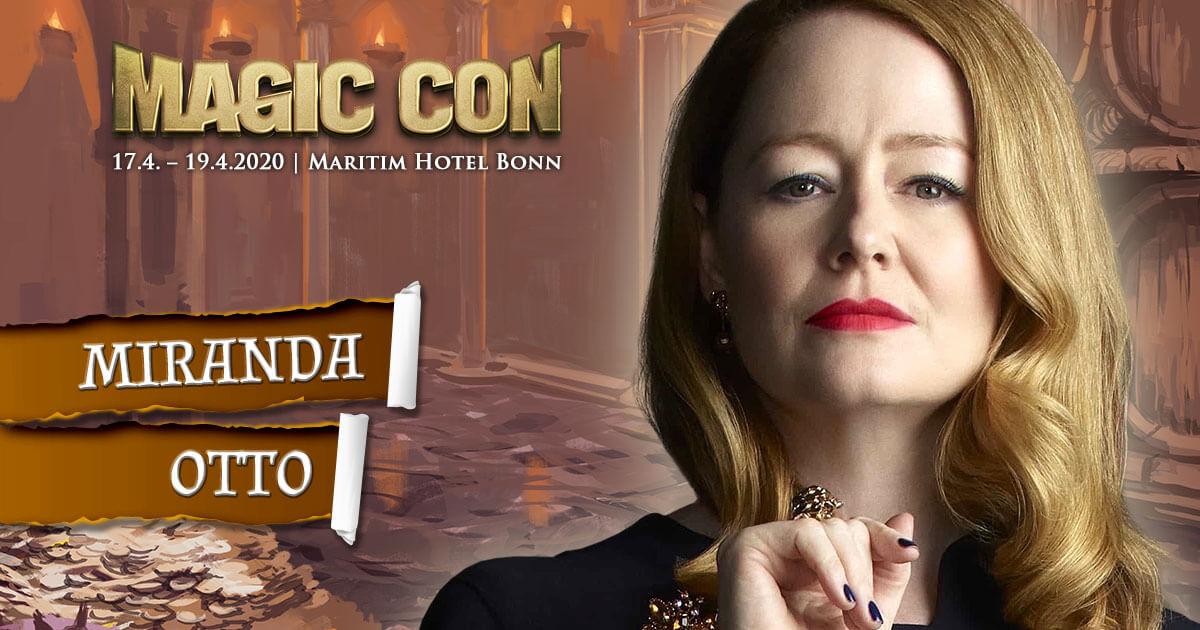 MagicCon 4 | Stargast | Miranda Otto