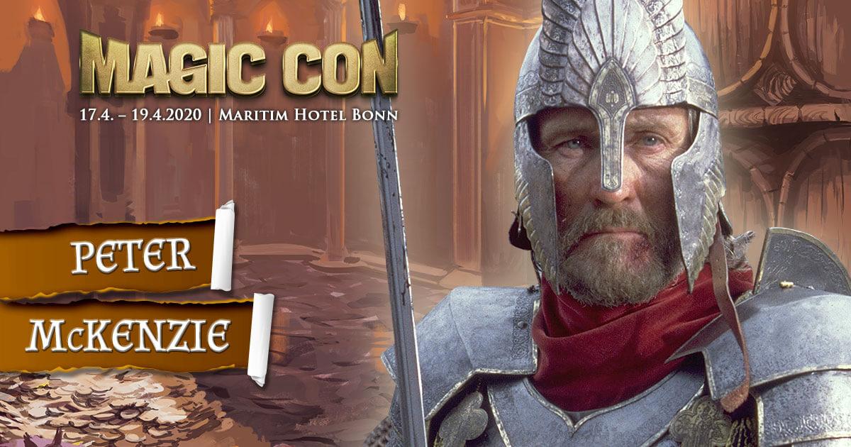 MagicCon 4 | Stargast | Peter McKenzie