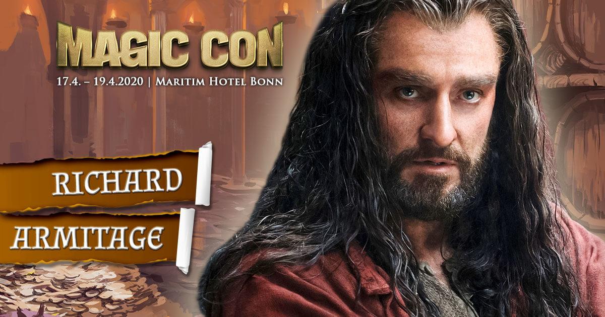 MagicCon 4 | Stargast | Richard Armitage