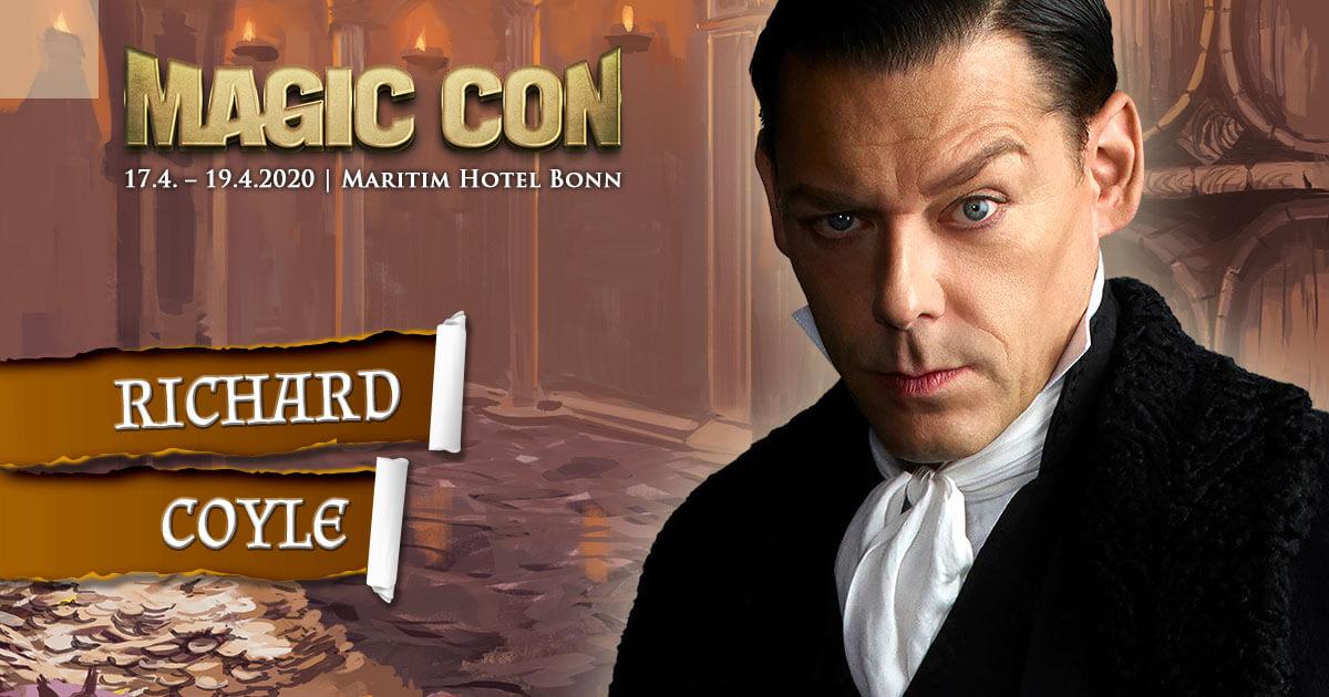 MagicCon 4 | Stargast | Richard Coyle