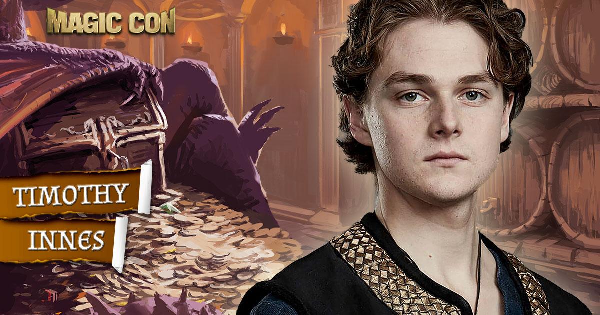 MagicCon 4 | Stargast | Timothy Innes