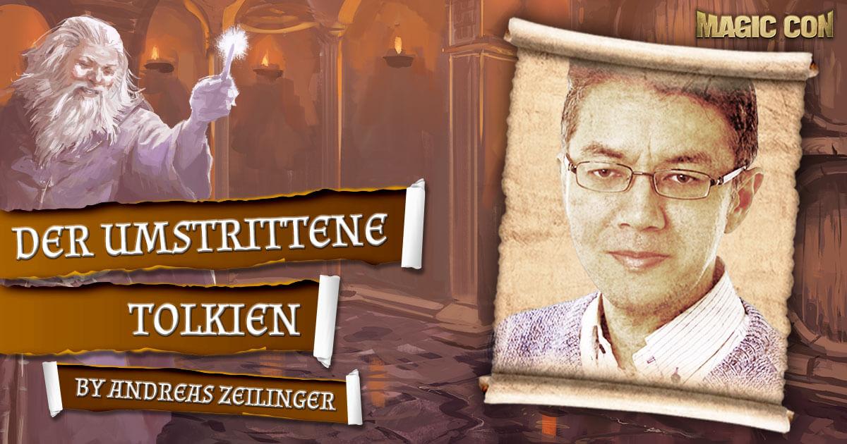 MagicCon 4 | Vortrag | Der umstrittene Tolkien | by Andreas Zeilinger