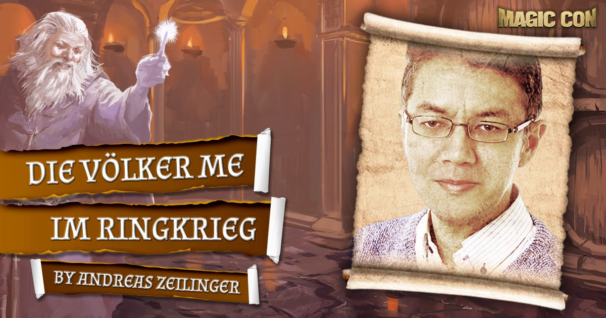 MagicCon 4 | Vortrag | Die Völker ME im Ringkrieg | by Andreas Zeilinger