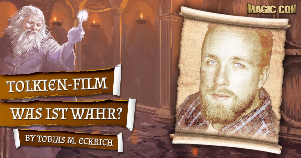 MagicCon 4 | Vortrag | Tolkien-Film - was ist wahr? | by Tobias M. Eckrick