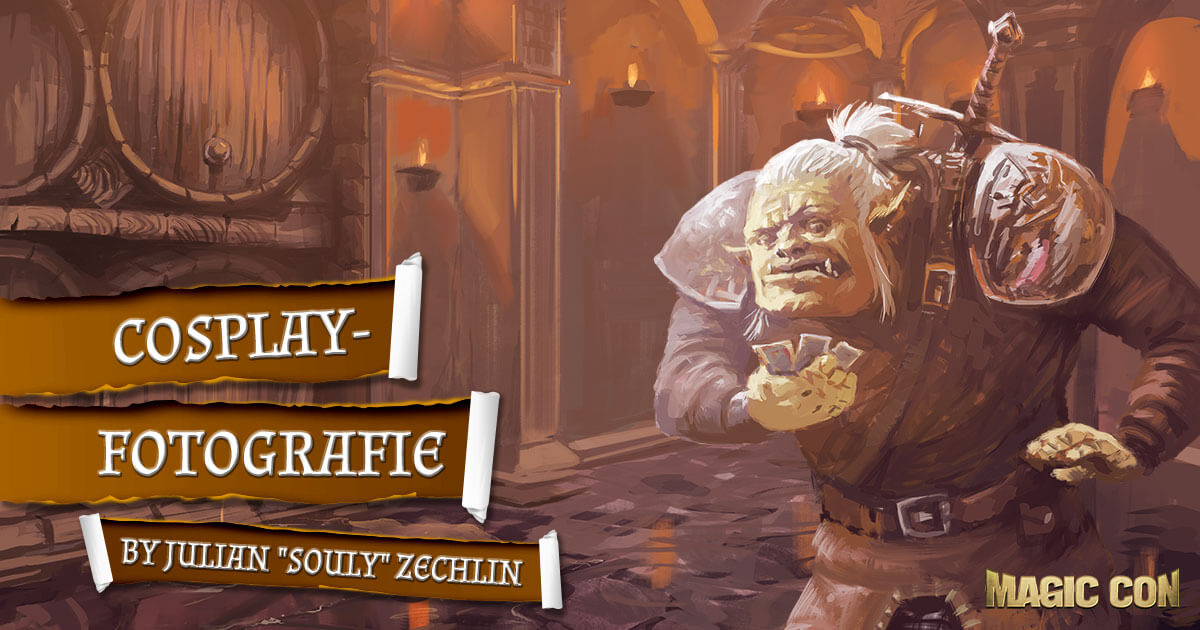 "MagicCon 4 | Workshop | Cosplay-Fotografie | by Julian ""Souly"" Zechlin"